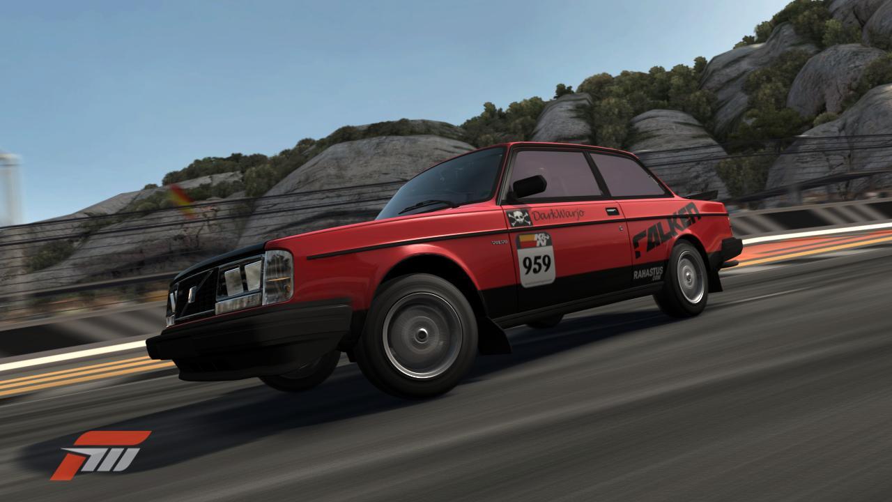 Forza Racing Club Photos 17533 Volvo 242 Turbo