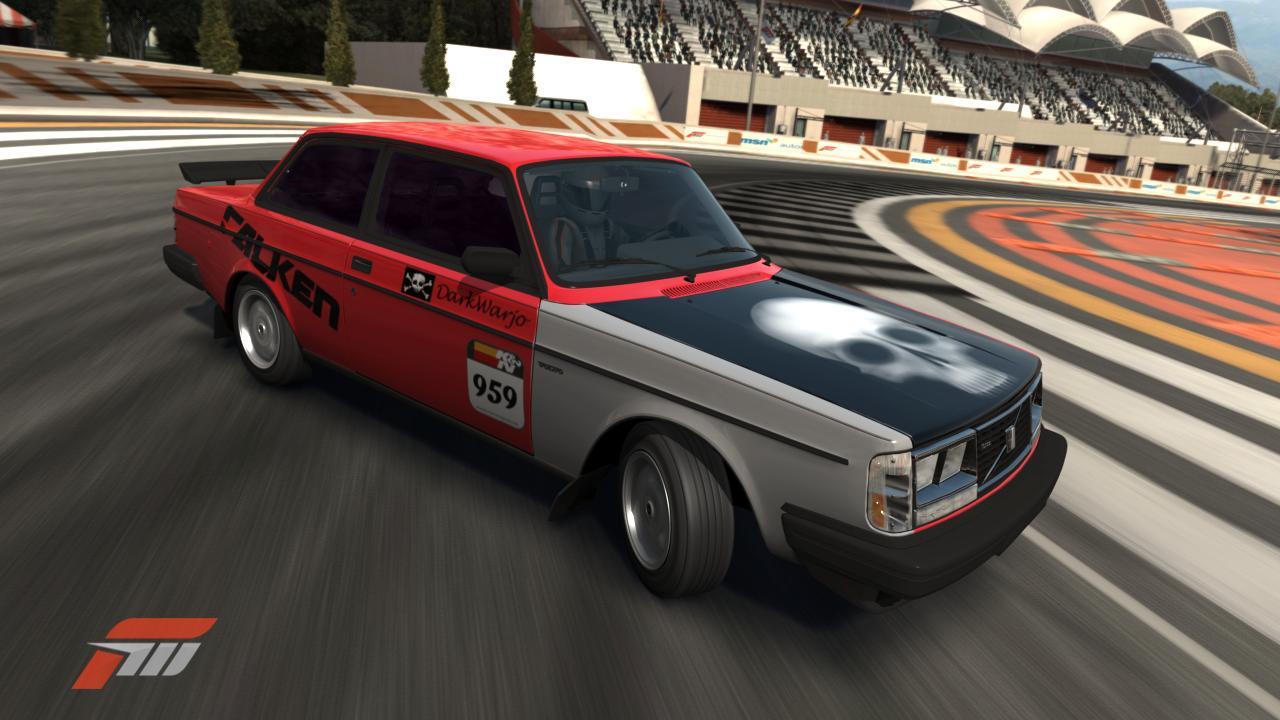 Forza Racing Club Photos 17534 Volvo 242 Turbo