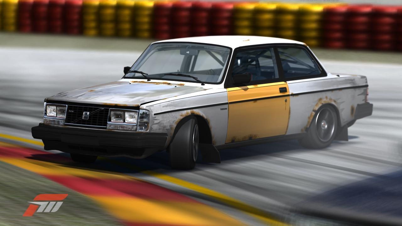 Forza Racing Club - Photos - #17860 - Volvo 242 Turbo